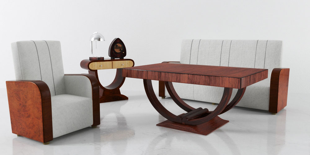 furniture set 1 AM142 Archmodels