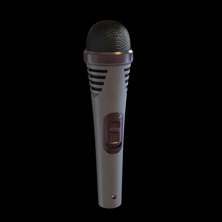 microphone 41 AM104 Archmodels
