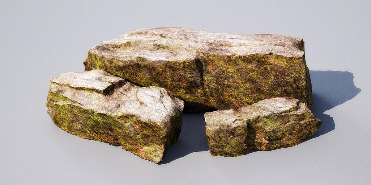 stones 15 4 AM148 Archmodels