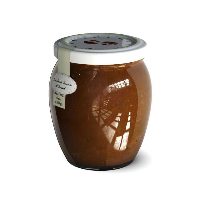 kitchen jar 25 AM118 Archmodels