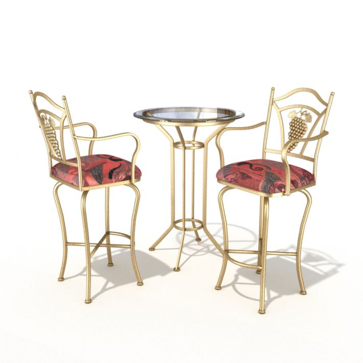 table & chair set 18 AM54