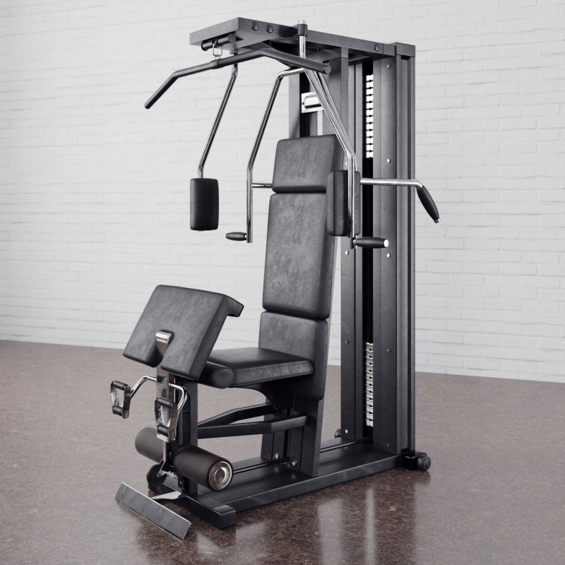 Gym equipment 09 am169