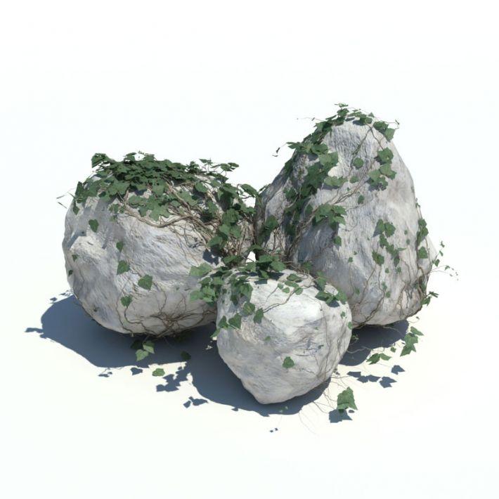 rocks 140 AM126 Archmodels