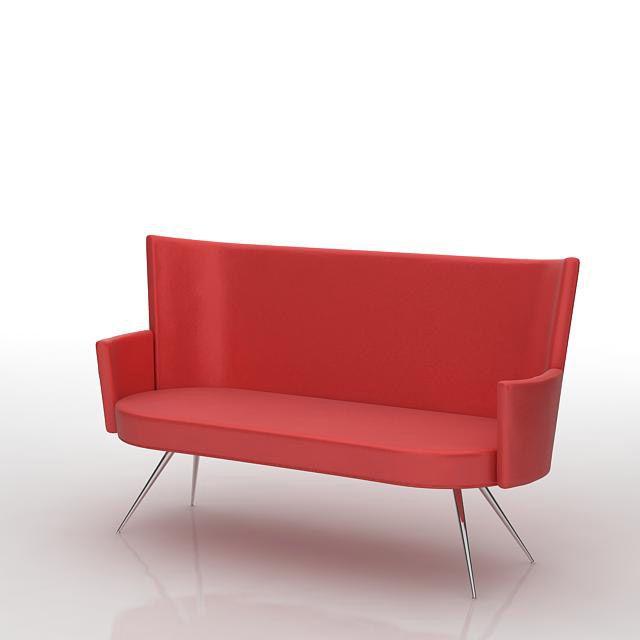sofa 52 AM8 Archmodels