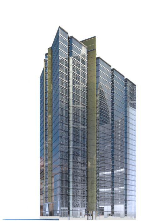 skyscraper 7 AM71 Archmodels