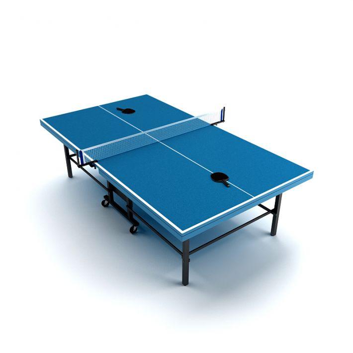 tennis table 60 AM47 Archmodels