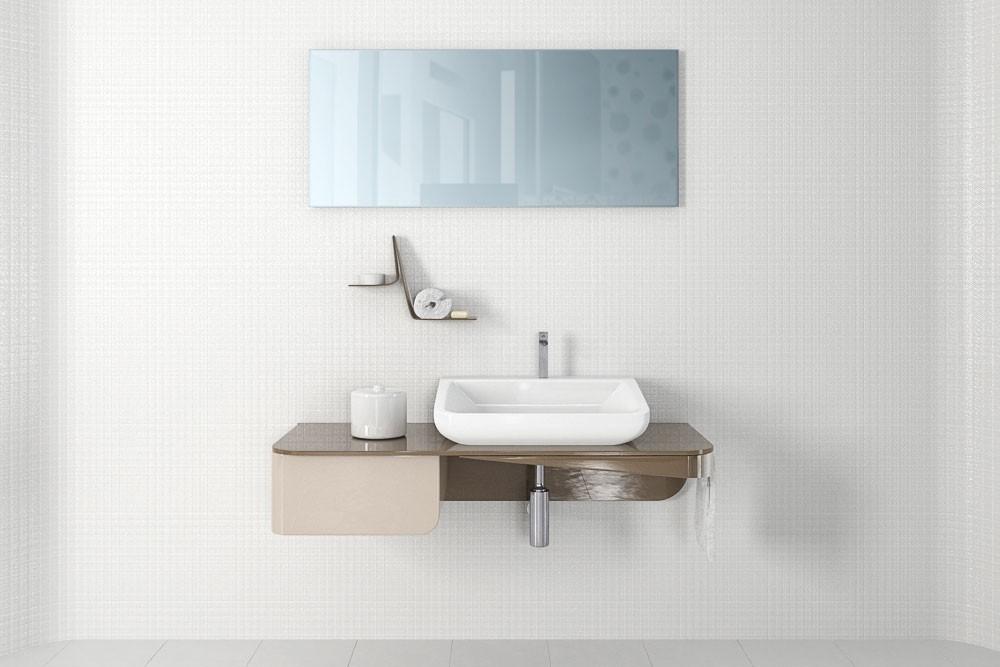 Bathroom furniture 46 AM168 Archmodels