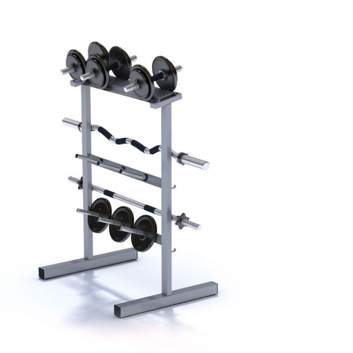 sport equipment 40 AM27 Archmodels