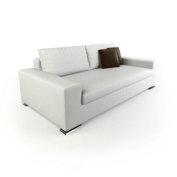 sofa 63 AM125 Archmodels
