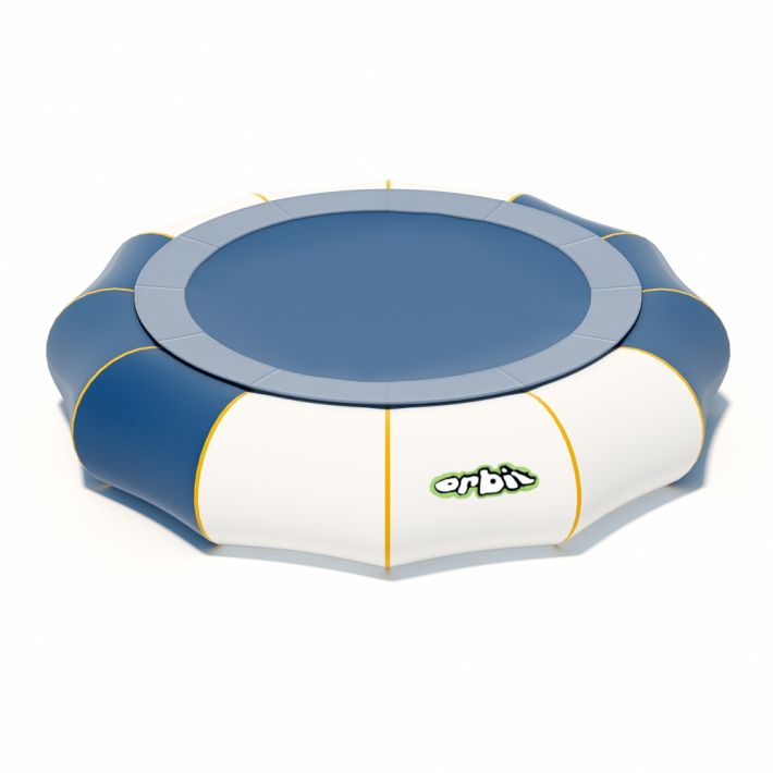 water trampoline 13 AM94 Archmodels