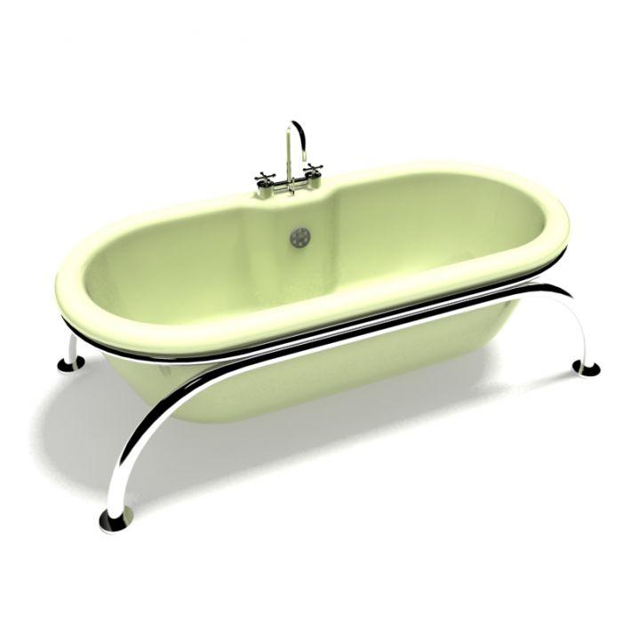bathtub 14 AM15 Archmodels