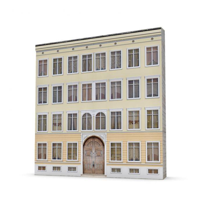 building 35 AM62 Archmodels