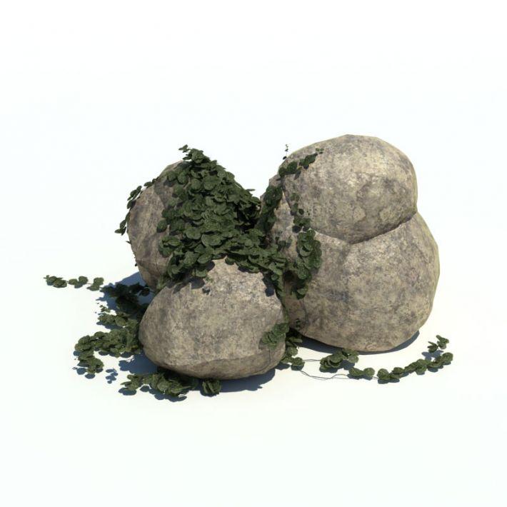 rocks 131 AM126 Archmodels