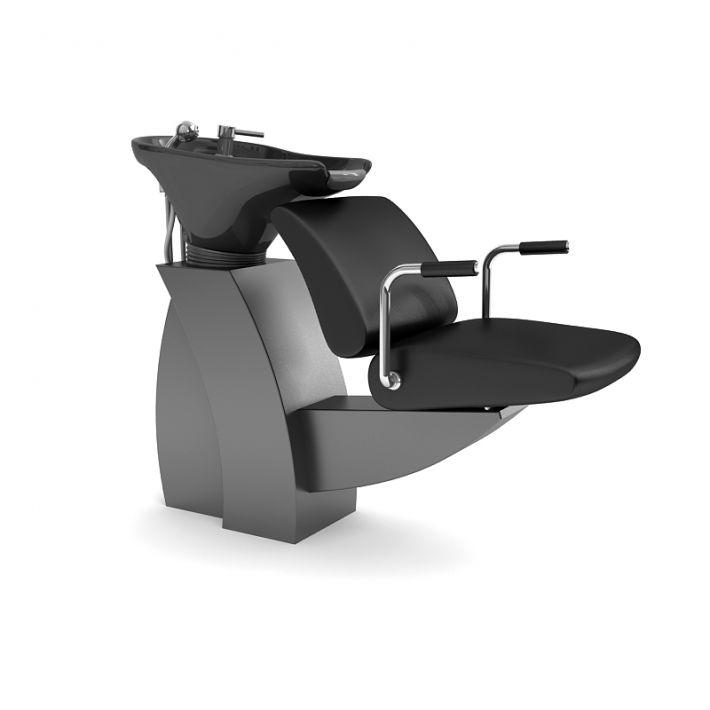 beauty parlour chair 21 AM90 Archmodels