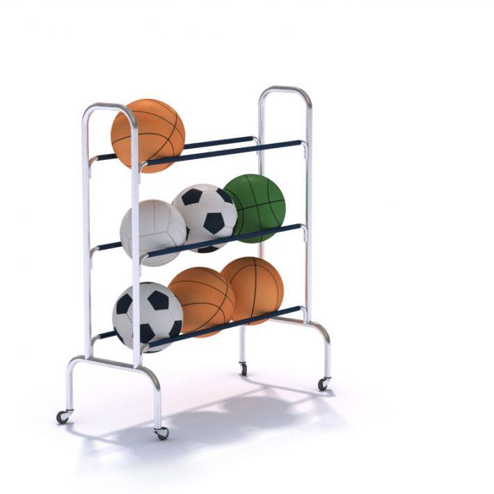 sport equipment 13 AM27 Archmodels