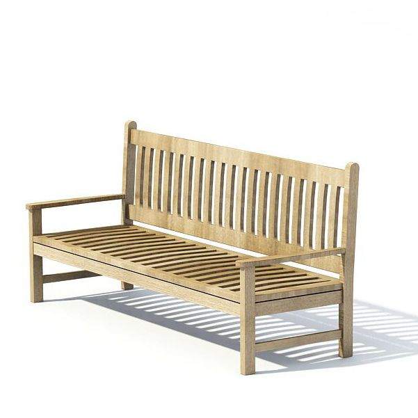 108 Items In Archmodels Vol. 22. Garden Furniture ...