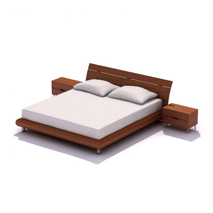 Bed 60 AM36 Archmodels