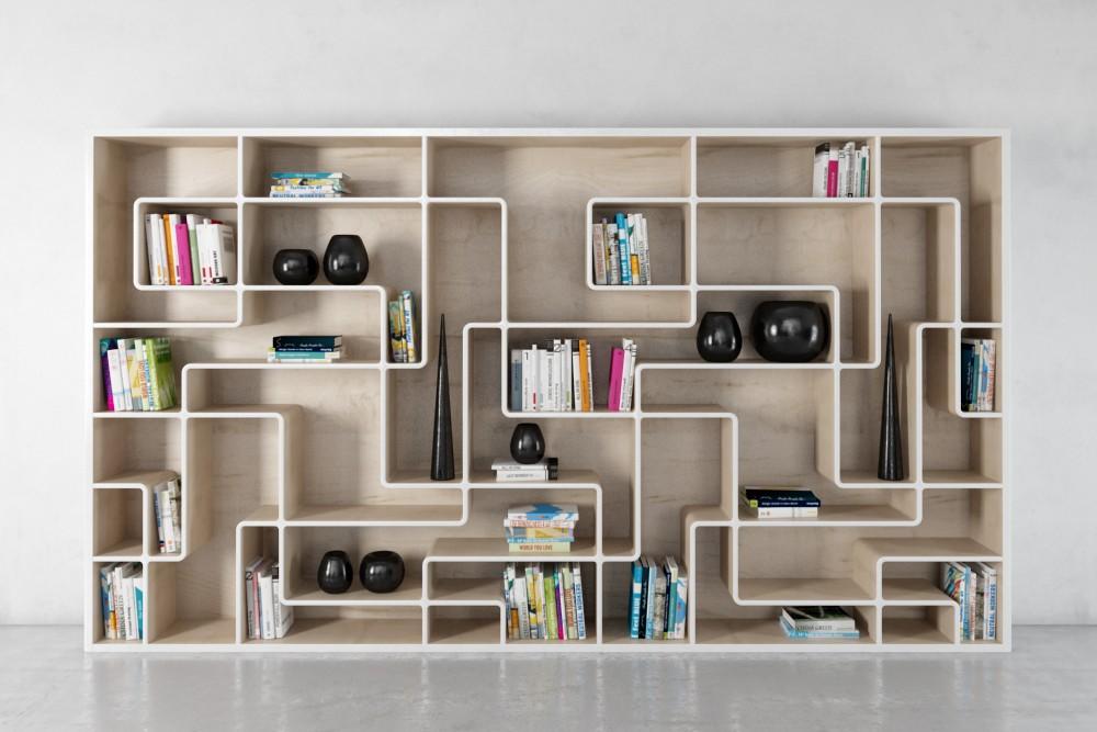 bookshelf 25 AM179 Archmodels