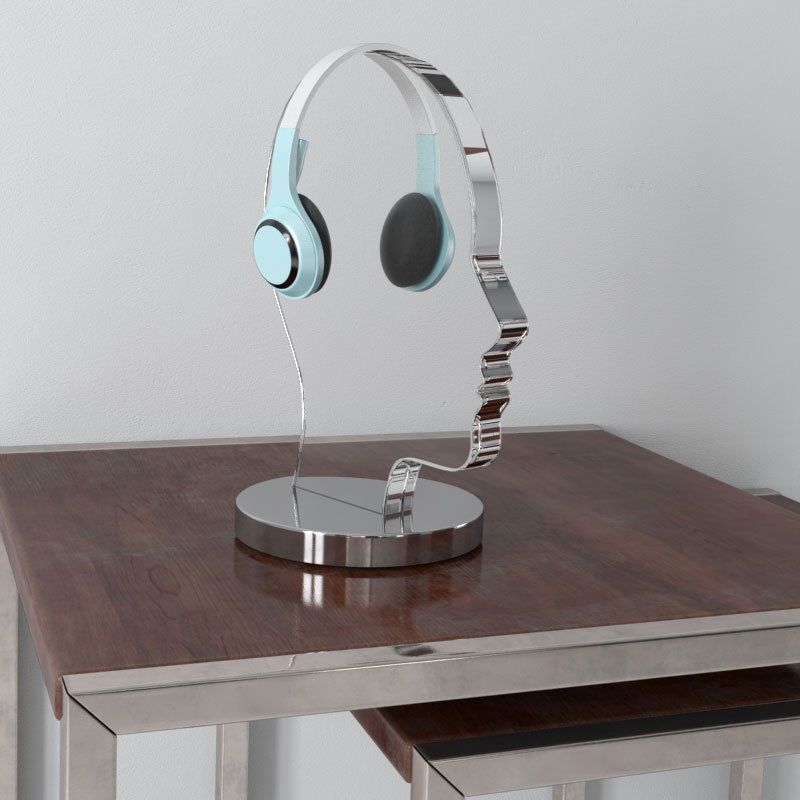 headphones 35 AM156 Archmodels