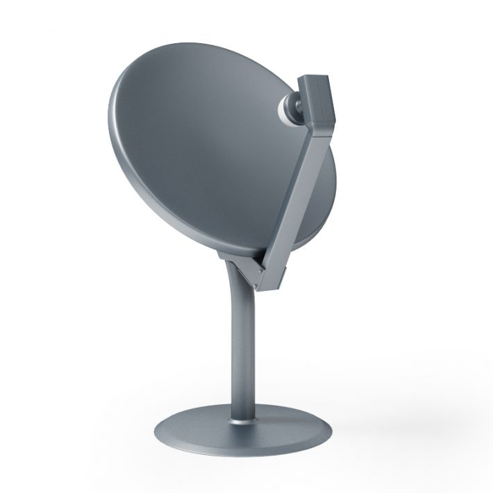 home tv antenna 3 AM95 Archmodels