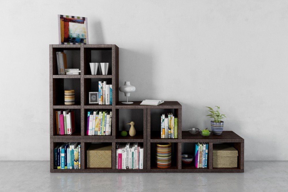 bookshelf 39 AM179 Archmodels