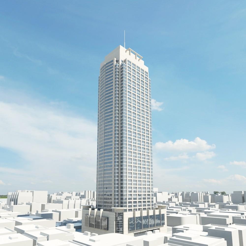 40 skyscraper