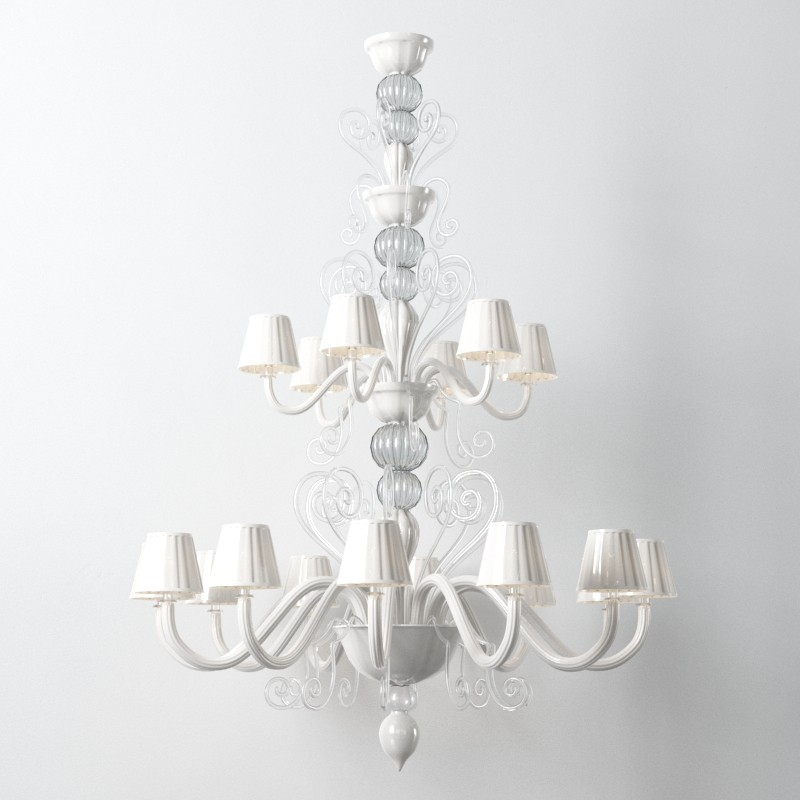 Chandelier 44 AM177 Archmodels