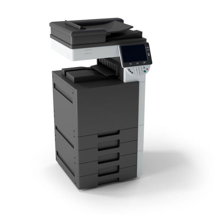 copy machine 3 AM87 Archmodels