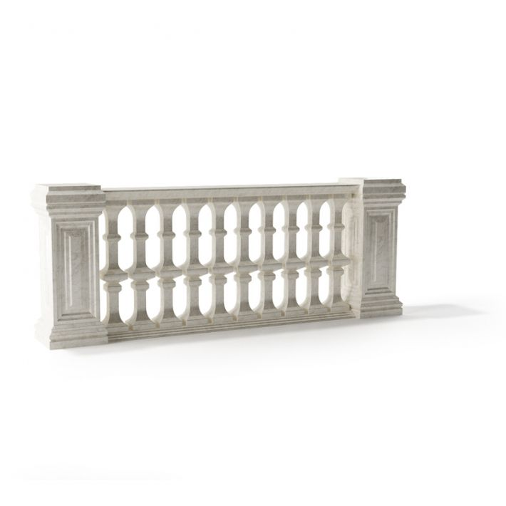 railing 120 AM79 Archmodels