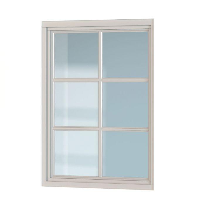 window 25 AM109 Archmodels