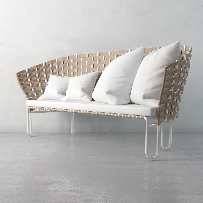 armchair 39 AM135 Archmodels