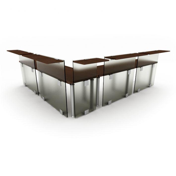 reception desk 45 AM53
