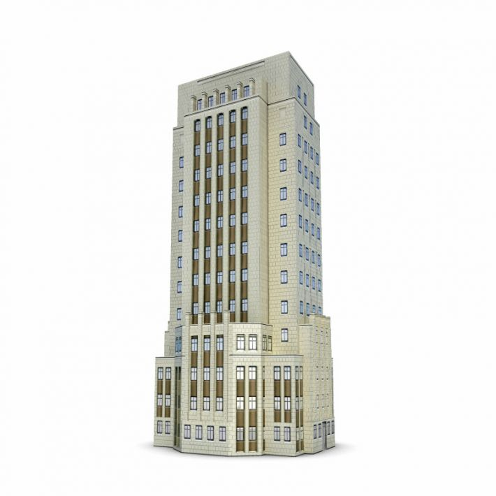 building 59 AM62 Archmodels