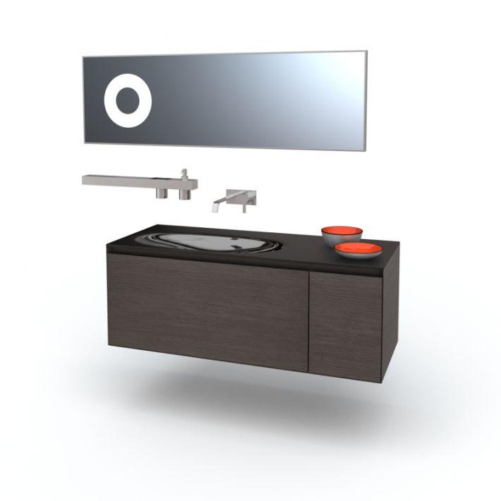 bathroom furniture set 5 AM56 Archmodels