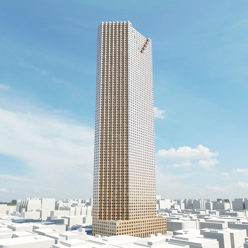45 skyscraper