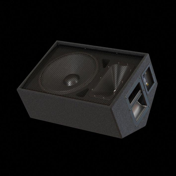 loudspeaker 52 AM104 Archmodels