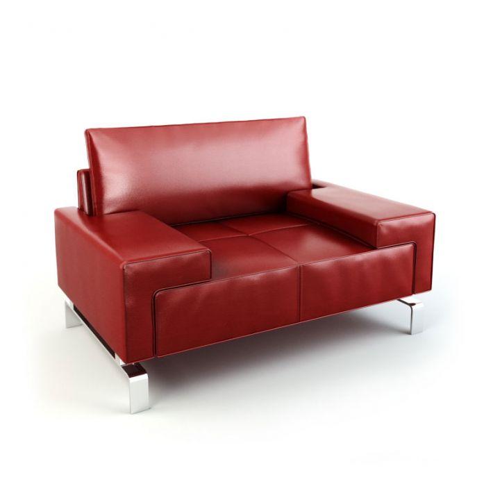 armchair 92 AM112 Archmodels