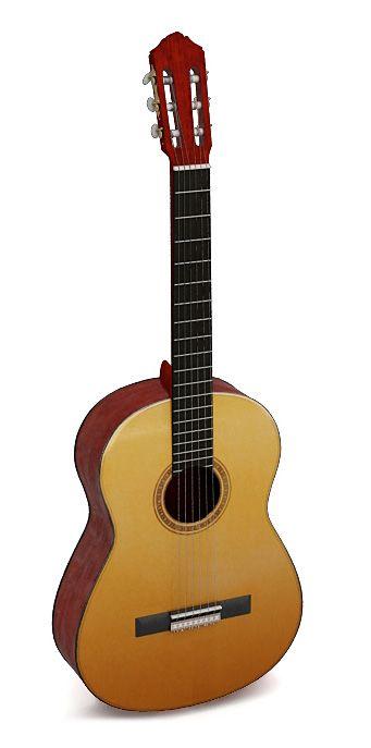 Classical guitar 8 AM67 Archmodels