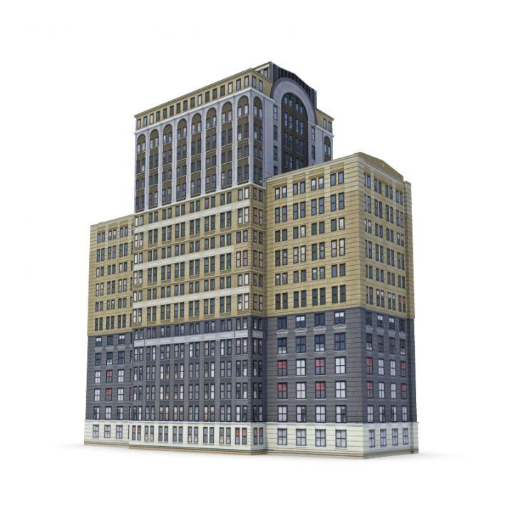 building 32 AM62 Archmodels