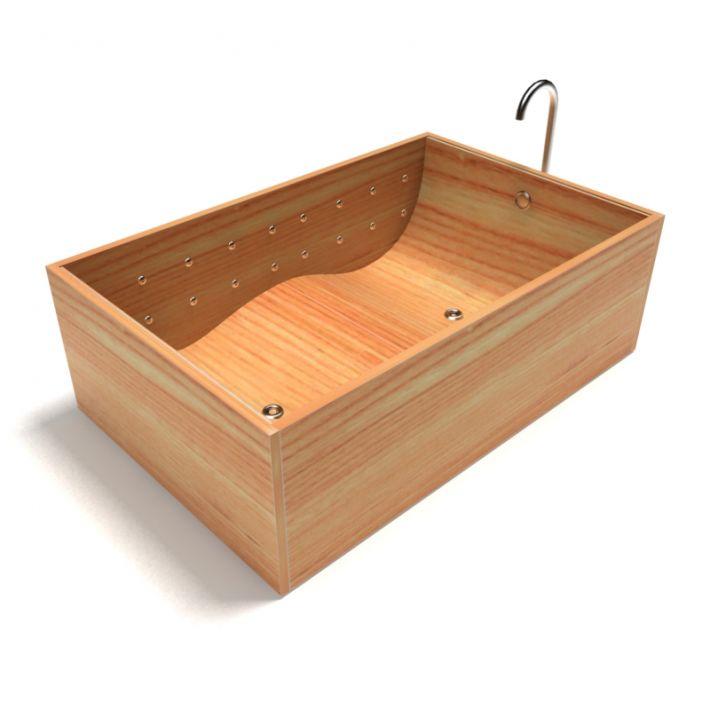 bathtub 70 AM15 Archmodels