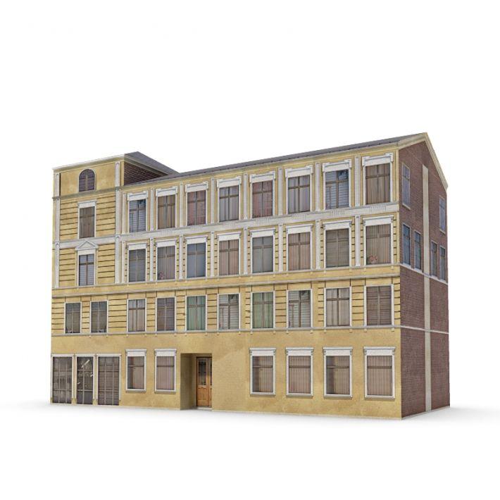 building 34 AM62 Archmodels