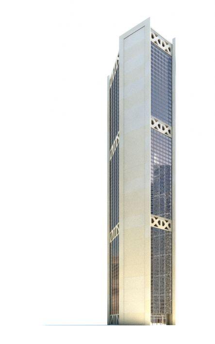 skyscraper 53 AM71 Archmodels