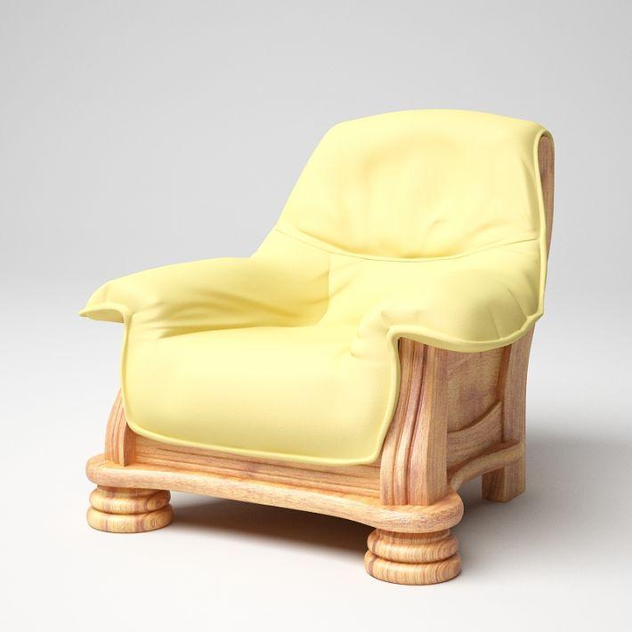 armchair 5 AM5 Archmodels