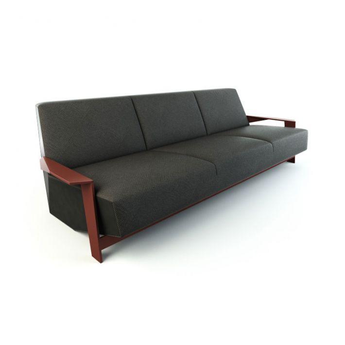 sofa 65 AM125 Archmodels