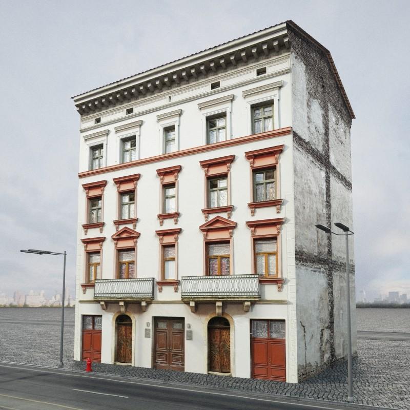 Building 14 AM172 Archmodels
