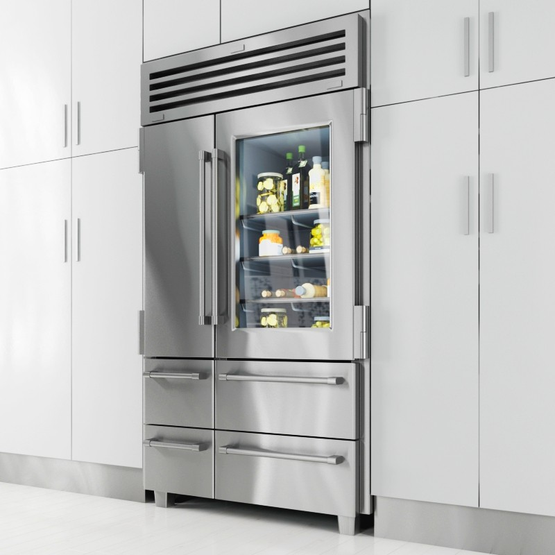 18 kitchen appliances