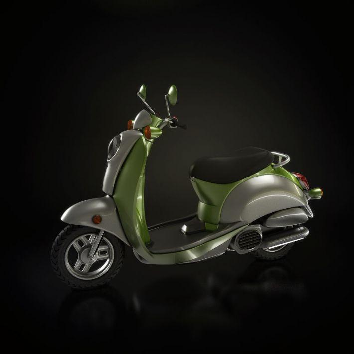 motorbike 6 AM93 Archmodels