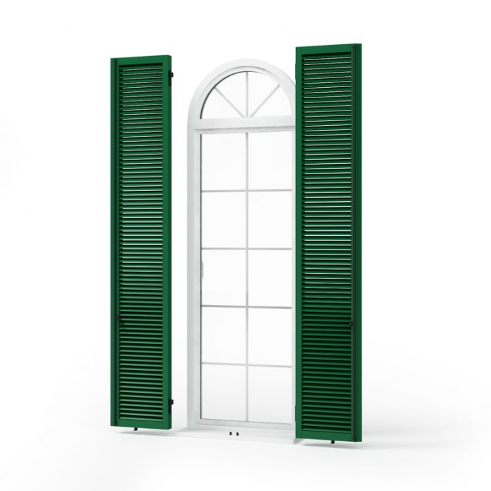 window shutters 70 AM95 Archmodels