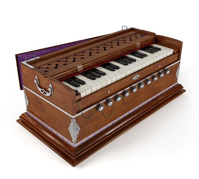 Harmonium 35 AM67 Archmodels