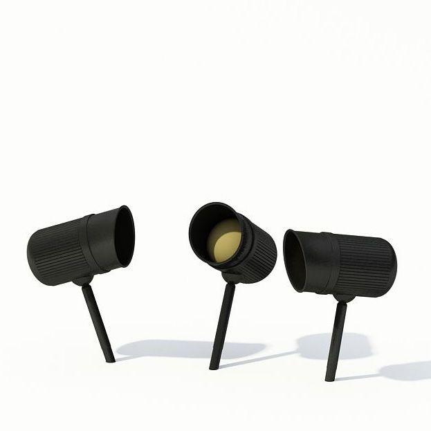 Garden lamp 43 AM22 Archmodels